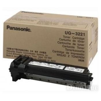 Cartus Toner Panasonic UG-3221-AUC Black 6000 Pagini for Panafax UF 4100, Panafax UF 490