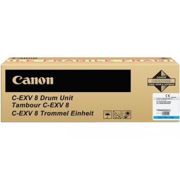 Unitate Cilindru Canon C-EXV8 Cyan 40000 Pagini for CLC 2620, CLC 3200, CLC 3220, IR C2620, IR C2620N, IR C3200, IR C3200N, IR C3220, IR C3220N, IR C3320, IR C3320N CF7624A002AA