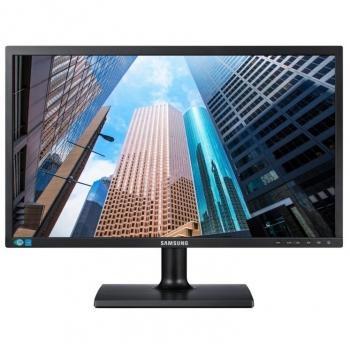 """Monitor LED Samsung 23.6"""" S24E200BL Full HD 1920x1080 VGA DVI 5ms LS24E20KBL/EN"""