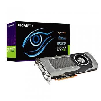 Placa Video Gigabyte nVidia GeForce GTX 780 3GB GDDR5 384bit PCI-E x16 3.0 2xDVI HDMI DisplayPort N780D5-3GD-B