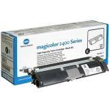 Cartus Toner Konica Minota A00W432 Black 4500 pagini for Minolta 2400W, 2430DL, 2450, 2450D, 2450DX, 2480MF, 2490MF, 2500W, Magicolor 2530DL, 2550, 2550DN, 2550N, 2590M