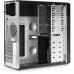 Carcasa Middle Tower Delux DLC-MV872 Sursa 450W 2x USB 2.0 2x jack 3.5mm black