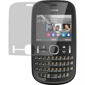Folie protectie Magic Guard pentru Nokia Asha 200 FOLN200