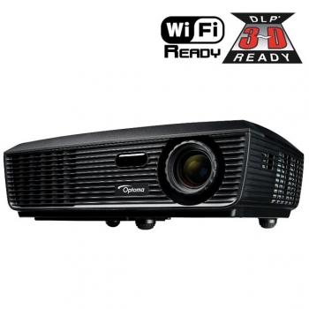 Videoproiector Optoma DX325 DLP 1024x768 3D Ready 2600ANSI 13000:1 Wireless Ready 95.8TL01GC1E