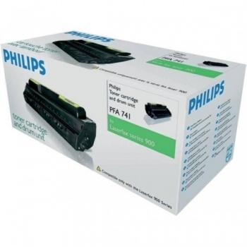 Cartus Toner Philips PFA741 Black 2400 Pagini for LPF925