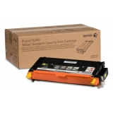 Cartus Toner Xerox 106R01390 Yellow Standard Capacity 2200 Pagini for Phaser 6280DN, Phaser 6280N