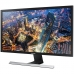 "Monitor LED PLS Samsung 23.5"" U24E590D Ultra HD 4K 3840x2160 HDMI DisplayPort 4ms FreeSync LU24E590DS/EN"