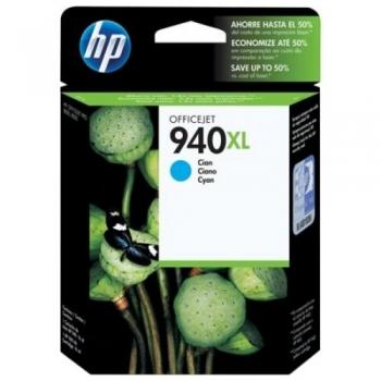 Cartus Cerneala HP Nr. 940XL Cyan 1400 Pagini for OfficeJet Pro 8000, 8000 Enterprise, 8000 Wireless, 8500, 8500 WIRELESS, 8500A E-AIO, 8500A Plus E-AIO C4907AE