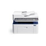WorkCentre 3025NI, print/copy/scan, A4, max 20 ppm, max 1200x1200 dpi, fpo 8.5s, 128MB, GDI, tava 150 coli, ADF 40 coli; copy: max 600x600dpi, fco 10 sec; scan : max 600x600dpi, color, scan to PC, WSD, formate PDF/JPEG/TIFF; fax : 33.6kbps, color (trimite
