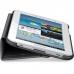 "Husa tableta Samsung EFC-1G5SGECSTD Dark Grey compatibila cu Galaxy TAB 2 7"" cu functie de stand"