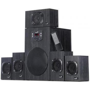 Boxe 5.1 Genius SW-HF5.1 4500 125W Telecomanda 31730979100