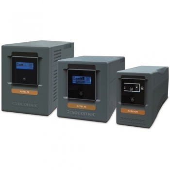 UPS Socomec NeTYS PE 2000VA 230V Interactiv cu AVR NPE-2000-LCD