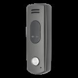 Panou audio de apel exterior DT595A , cu conexiune pe 2 fire.Panou din aliaj de zinc IP55; temporizare incuietoare (1-9sec.); un buton de apel