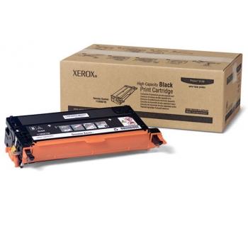 Cartus Toner Xerox 113R00726 Black High Capacity 6000 Pagini for Phaser 6180DN, Phaser 6180DT, Phaser 6180MFP/D, Phaser 6180N
