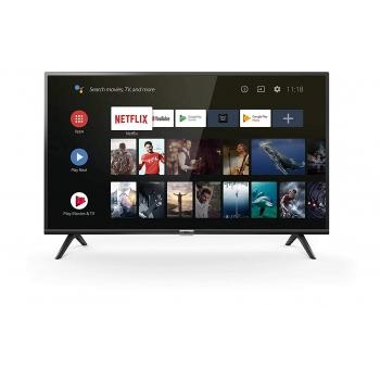 """Televizor TCL 40ES560 LED 40"""" (100cm) Smart TV Full HD Wi-Fi USB HDMI Slot Card CI+ Android Oreo Black"""