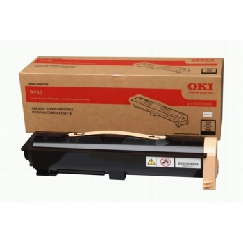 Cartus Toner Oki 1221601 Black 33000 Pagini for B930DN, B930N 01221601