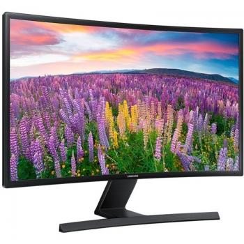 """Monitor LED PLS Samsung 27"""" SyncMaster S27E510CS Curved Full HD 1920x1080 Ecran Curbat VGA HDMI 4ms LS27E510CS/EN"""