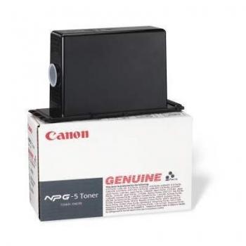 Cartus Toner Canon NPG-5 Black 13600 Pagini for SELEX 3000 Olivetti Copia 8030 Canon NP 3030, NP 3050 CFF41-8201000