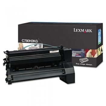 Cartus Toner Lexmark C780H2KG Black High Yield 10000 pagini for C780DN, C780DTN, C780N, C782DN, C782DTN, C782N, X782E