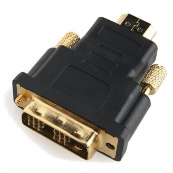 Adaptor HDMI-DVI Gembird A-HDMI-DVI-1 Male - Male