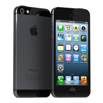 "Telefon Mobil Apple iPhone 5 Black 4G 4"" 640 x 1136 A6 Dual Core 1,2 GHz memorie interna 16GB Camera Foto 8MPx iOS6 IP516GBWHT"