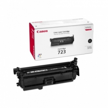 Cartus Toner Canon CRG-723B Black 5000 Pagini for LBP 7750CDN CR2644B002AA