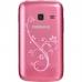 "Telefon Mobil Samsung Galaxy Y S6102 Romantic Pink La Fleur Dual SIM 3.14"" 240 x 320 832 MHz Android v2.3 SAMS6102PNK"