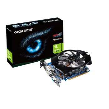 Placa Video Gigabyte nVidia GeForce GT 640 2GB GDDR3 128bit PCI-E x16 3.0 HDMI 2x DVI VGA GV-N640D3-2GI