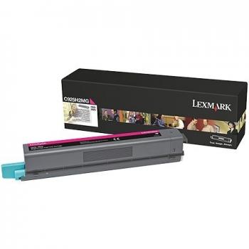 Cartus Toner Lexmark C925H2MG Magenta High Yield 7500 pagini for C925DE, C925DTE