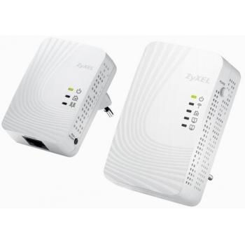 Powerline Kit 1x PLA4231 + 1x PLA4201, 500Mbps powerlines, 300Mbps WiFi Extender (PLA4231), WPS button