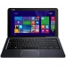 "Laptop Asus Transformer Book T300CHI-FH122P Convertible Ultrabook Intel Core M Broadwell 5Y71 up to 2.9GHz 8GB DDR3 SSD 256GB Intel HD Graphics 5300 12.5"" WQHD Touchscreen Windows 8.1 Pro Dark Blue"