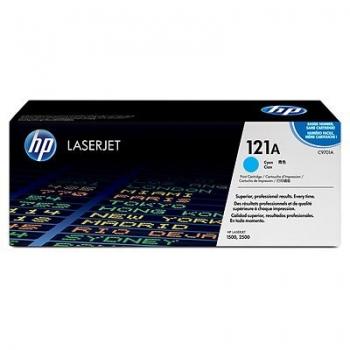 Cartus Toner HP Nr. 121A Cyan 4.000 Pagini for Color LaserJet 1500, Color LaserJet 2500 C9701A