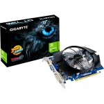 Placa Video Gigabyte nVidia GeForce GT 730 2GB GDDR5 64 bit PCI-E x16 2.0 VGA DVI HDMI GV-N730D5-2GI