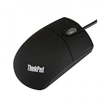 Mouse Lenovo 31P7410 Optic 2 Butoane 800dpi USB/PS2 Black
