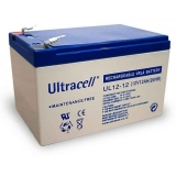 BATTERY 12V 12AH/UL12-12 ULTRACELL