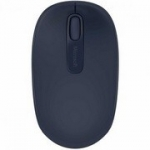 Mouse Wireless Microsoft Mobile 1850 Optic 3 butoane 1000dpi USB Albastru inchis U7Z-00013