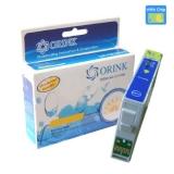 Cartus Cerneala Compatibil Orink OR-CET0714/T0894 Yellow for Epson Stylus D120, DX7400, DX7450, DX8400, DX8450, DX9400F, D78, D92, DX4000, DX4050, DX4400, DX4450, DX5000, DX5050, DX5500