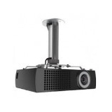 Suport tavan videoproiector Sopar, Telescopic 700-1200, Alb, TAPA, SOP23060