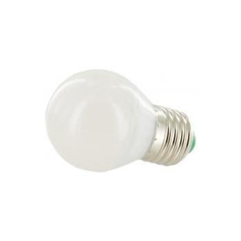 Whitenergy bec LED E27 G45 LED 5W 230V alb rece tip stiulete [C6221131]