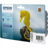MULTIPACK Y-LC-LM C13T048B4010 ORIGINAL EPSON STYLUS PHOTO R200