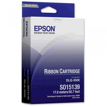 Ribon Epson C13S015139 Black for DLQ-3000