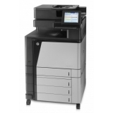 HP Color LaserJet Flow MFP M880z, A3,up to 45 ppm A4/letter, up to 2100 page capacity, built in networking, automatic duplexing, copy and scan, flow capabilities