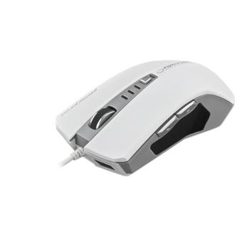 Mouse Esperanza EM122W Optic 6 butoane 2400dpi USB 5901299901977