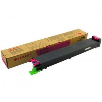 Cartus Toner Sharp MX27GTMA Magenta 15000 Pagini for MX-2300, MX-2700, MX-3500, MX-3501, MX-4500, MX-4501