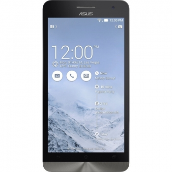 "Telefon Mobil Asus Zenfone 6 A600CG White Dual SIM 6"" 720 x 1280 Z2580 Dual Core 2 GHz memorie interna 16GB Camera Foto 13MPx Android v4.3 QM_110006"