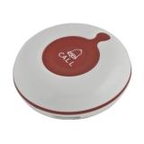 Statie de apelare Y-A1 cu un buton (rosu pentru cerere serviciu, albastru pentru anulare cerere).Putere emisie 20mW