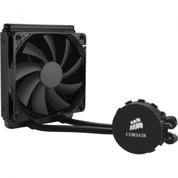 Sistem de racire CPU cu lichid Corsair Hydro H90 socket Intel&AMD Radiator 140 x 170 x 27 mm Ventilatoare 1x140mm CW-9060013-WW