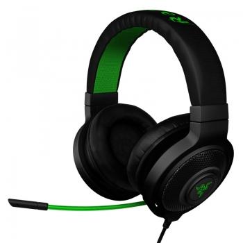 Casti Razer Kraken Pro gaming cu tehnologie Noise-canceling la microfon si control de volum Diametru Difuzoare 50 mm RZ04-00870300-R3M1