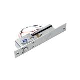 Bolt electric YB-100 fail-safe cu actiune magnetica pentru sisteme de control acces