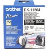 Rola Etichete Brother DK11204 Dimensiune 17 x 54 mm black on white